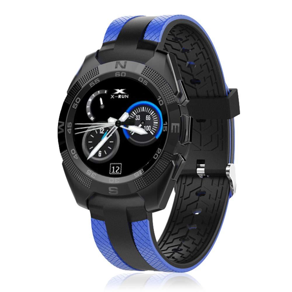 DAM. DMZ037BL. Smartwatch L3 con Monitor Cardíaco Y ...