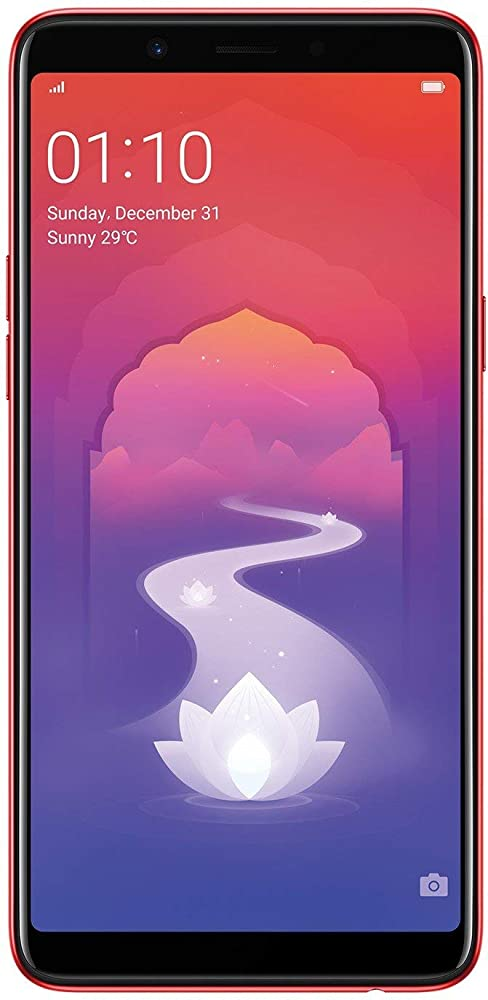 RealMe 1 (Solar Red, 4GB RAM, 64GB Storage)