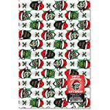 Accoutrements Santa Monsters Gift Wrap