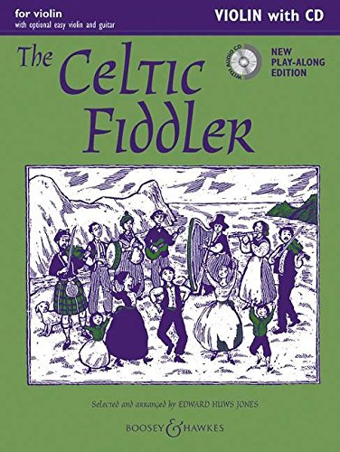 The Celtic Fiddler Violin Part Only New Edition With Cd (Fiddler ()