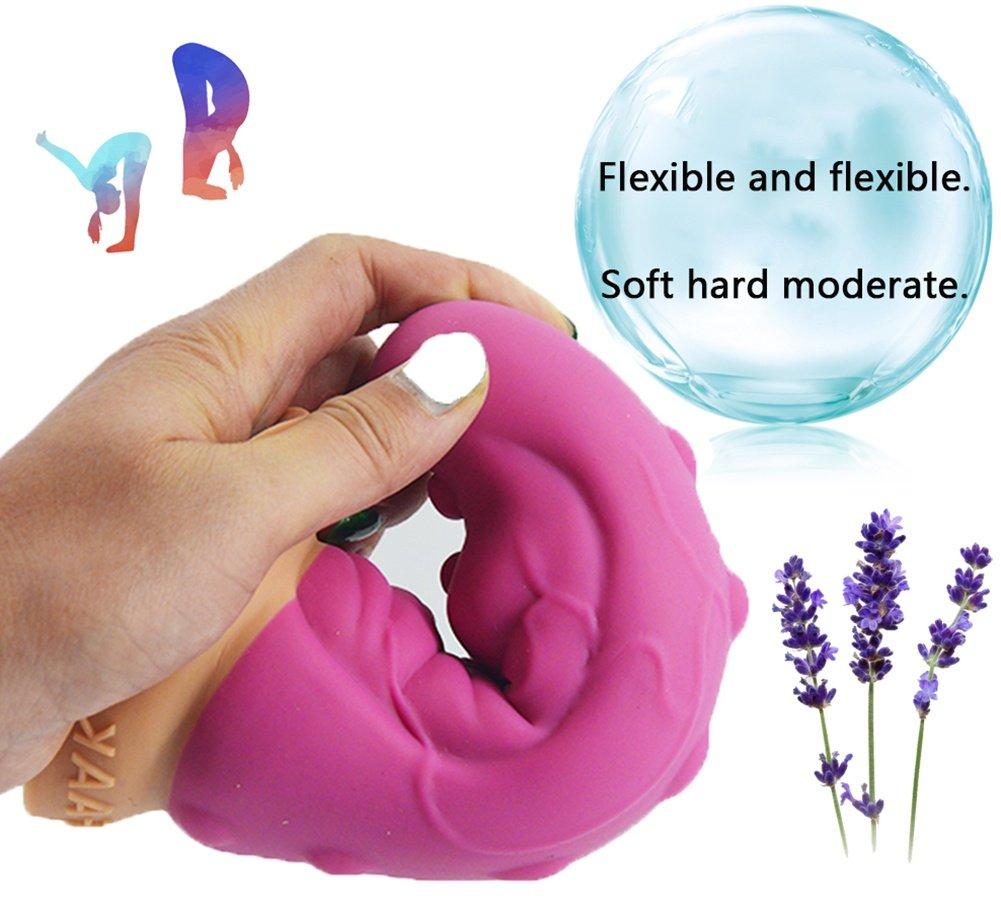 QGLT Mujer Masaje Stick Gel de Sílice Personal Salud Cuidado Adulto Artículos Hembra Juguete 6.88 * 2.1 Pulgadas, Pink: Amazon.es: Deportes y aire libre
