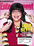 Entertainment Weekly March 16 2007 - America Ferrera, Ugly Betty, (#925)