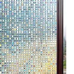 rabbitgoo 3D Window Films Privacy Film S...