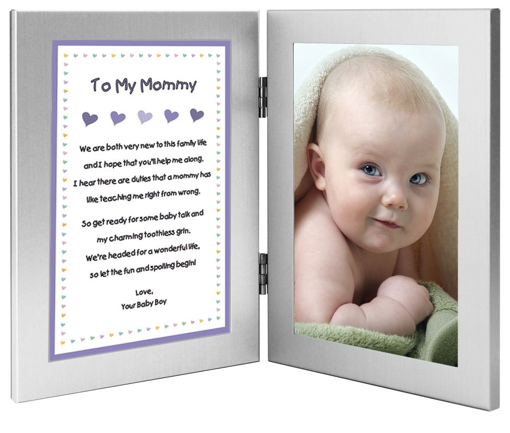 Amazon Com Gift For Mom From Newborn Son Sweet Poem For New Birth