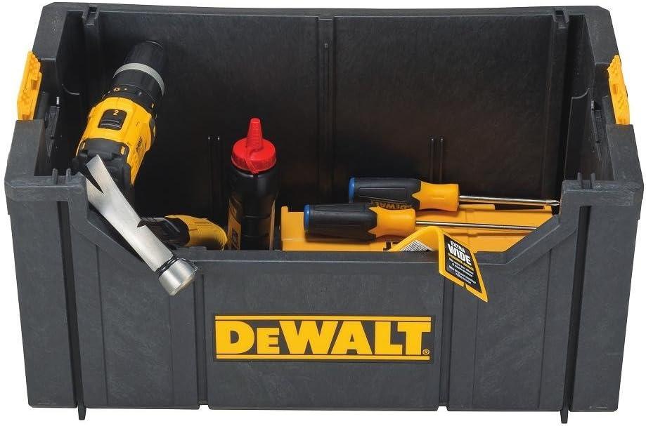 DEWALT Tool Box Tough System, Extra Large (DWST08204) - Screwdriver Bits -