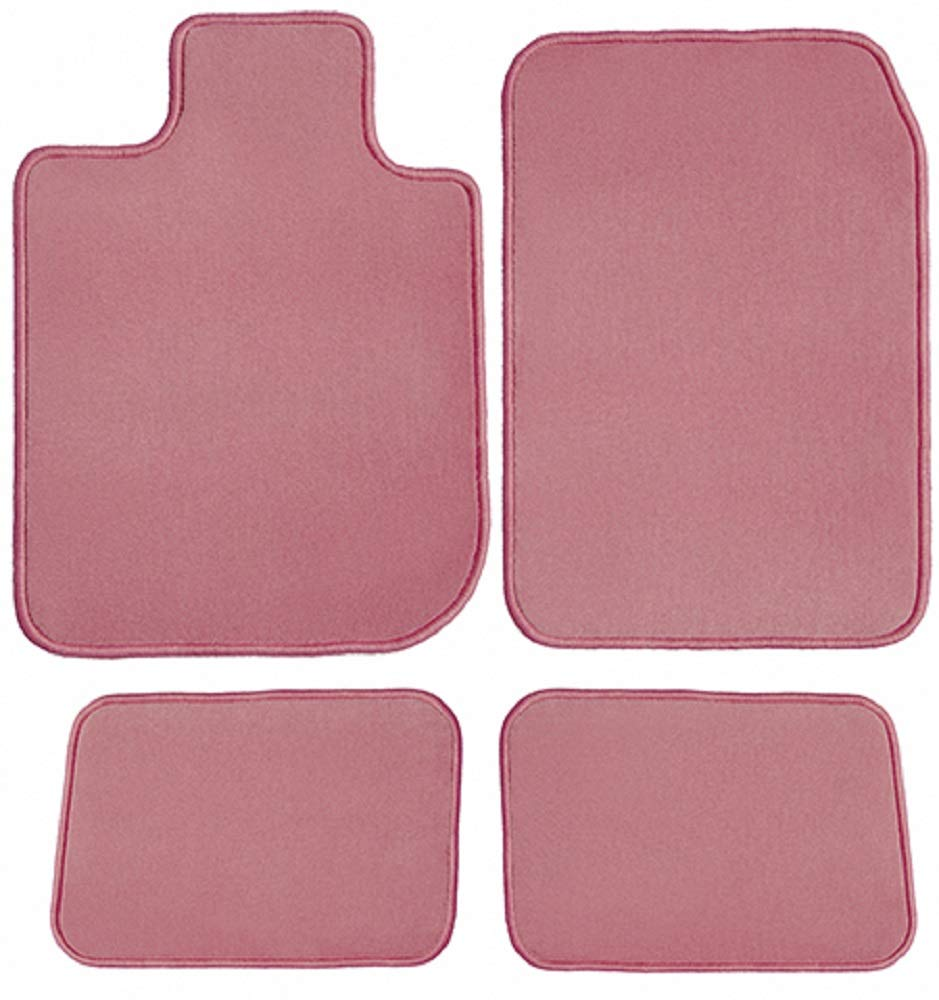 1993 GGBAILEY D4220A-S1A-PNK Custom Fit Automotive Carpet Floor Mats for 1992 1996 1997 Oldsmobile Cutlass Supreme Coupe Pink Driver 1994 1995 Passenger /& Rear