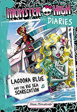 book cover of Lagoona Blue and the Big Sea Scarecation