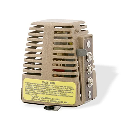 61eWkxdBDuL._SX522_ amazon com taco 555 050rp zone valve power head replacement part erie zone valve wiring diagram at crackthecode.co