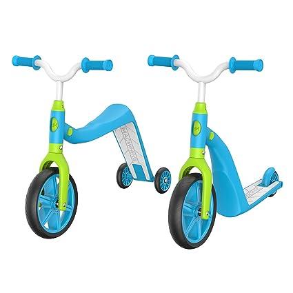 Macwheel MK2 Scooter para Niños, Convertible 4-en-1 ...