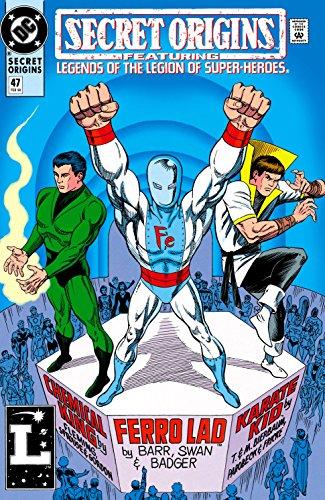 Secret Origins (1986-1990) #47