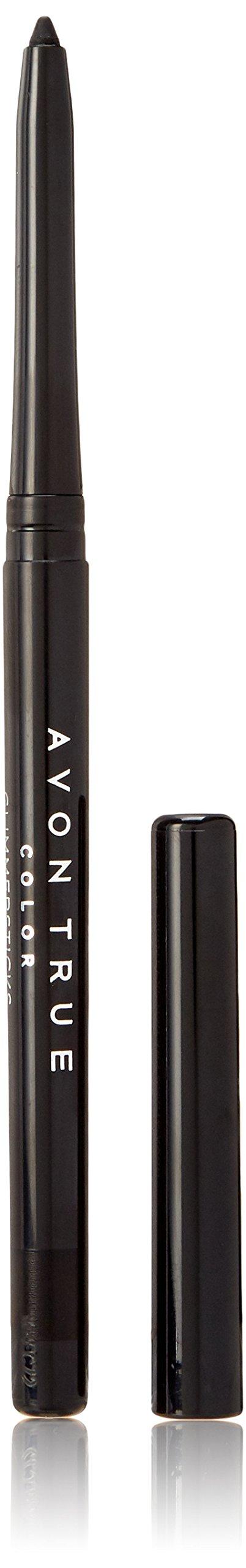 Avon Glimmersticks Eye Liner, Blackest Black (3-Pack)