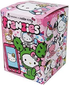 Tokidoki Tokidoki X Hello Kitty Frenzies (random blind box collectible)