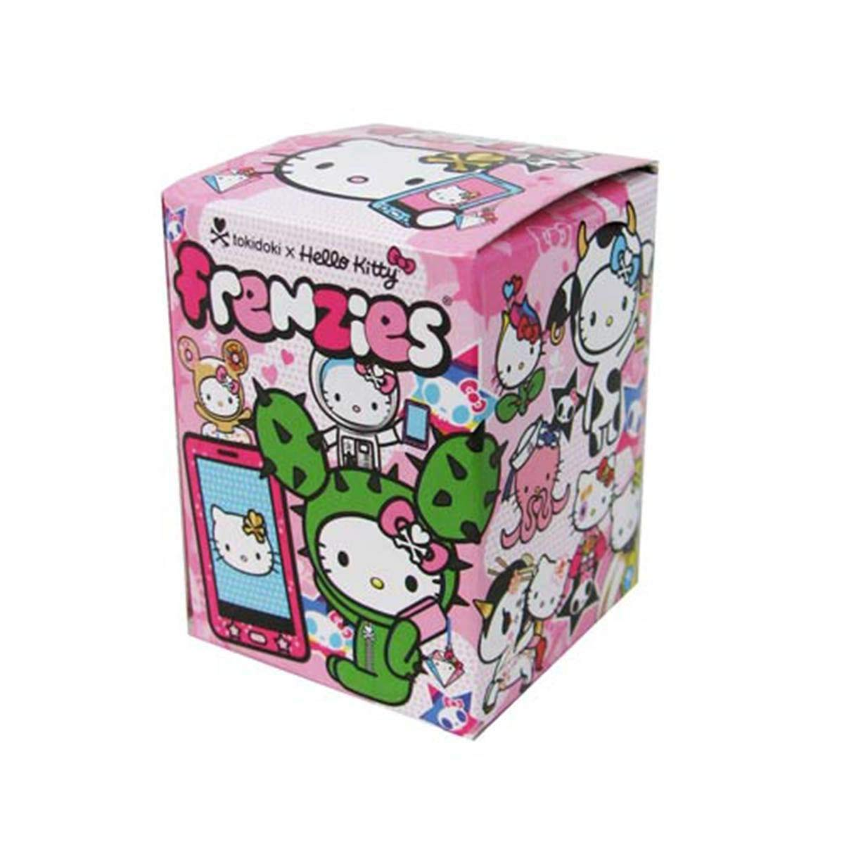 Flower Tokidoki X Hello Kitty Frenzies Vinyl Mini-Figure