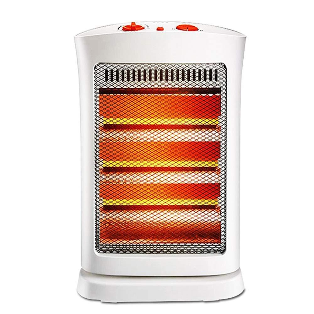 Acquisto ZZHF Riscaldatore Elettrico per Uso Domestico a Risparmio energetico Inverter Verticale a Riscaldamento rapido per Riscaldamento Elettrico 2000W Bianco radiatore Prezzi offerte