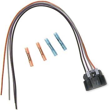 [SCHEMATICS_4JK]  Amazon.com: Delphi FA10003 Fuel Pump Wiring Harness: Automotive | Delphi Harness Clip Wiring Diagram |  | Amazon.com