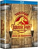 Blu-ray Jurassic Park Trilogy - Collector's Digipak Edition [Subtitles in English + Spanish + Portuguese + Others] Region ALL