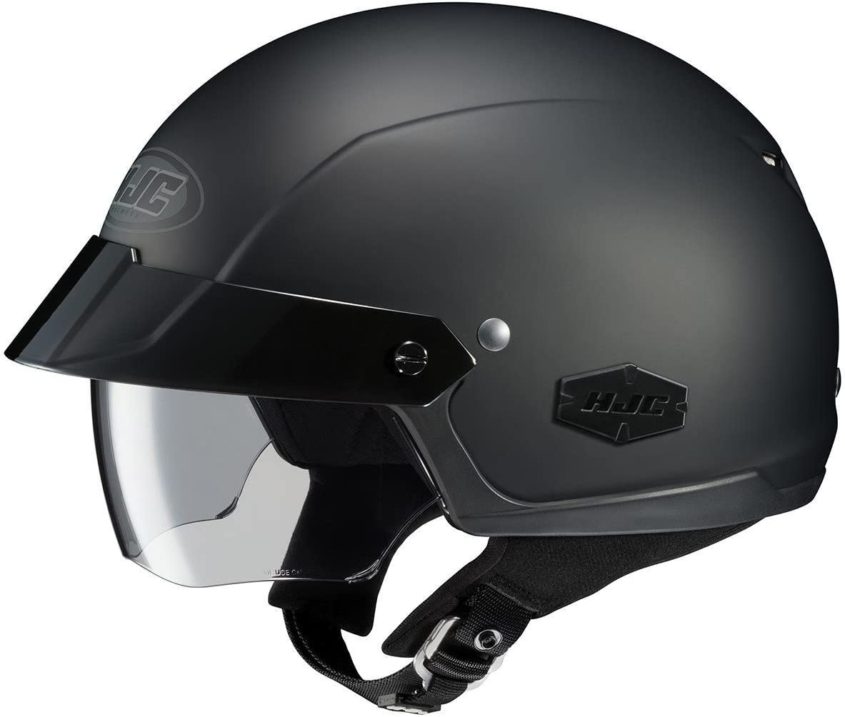 HJC Solid IS-Cruiser Half (1/2) Shell Motorcycle Helmet