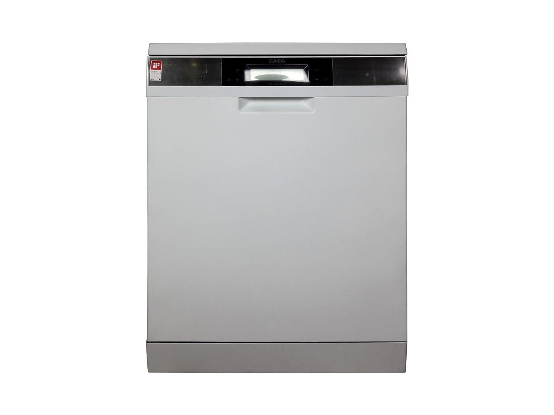 Aeg F99009w0p Sensorlogic Proclean 12 Place Freestanding Dishwasher