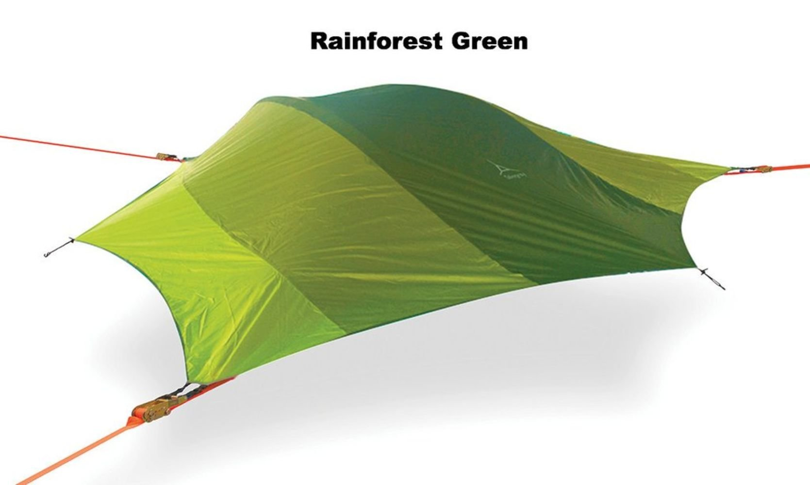 Tentsile Stingray 3-Person All-Season Suspended Camping Tree Tent (Rain Forest Green)