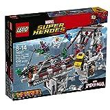 LEGO Super Heroes 76057 Spider-Man: Web Warriors Ultimate Bridge Building Kit (1092-Piece)