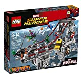 LEGO Marvel Super Heroes Spider-Man: Web Warriors Ultimate Bridge 76057 Spiderman Toy