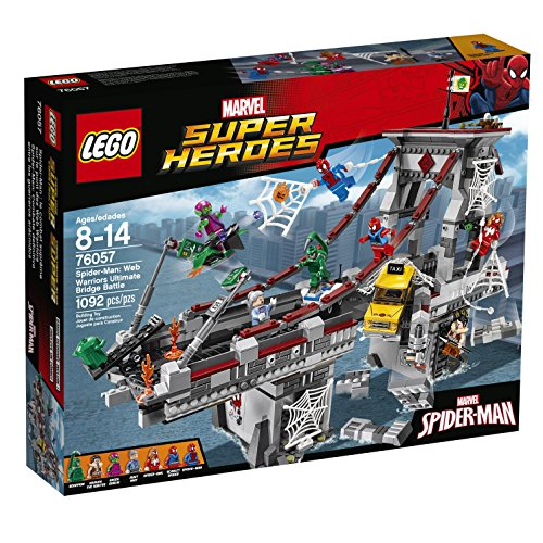 lego marvel spiderman - 2