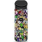 Amazon.com : 4PCS-Glitter Skin Wrap for S-mok- Nor-d Sticker ...