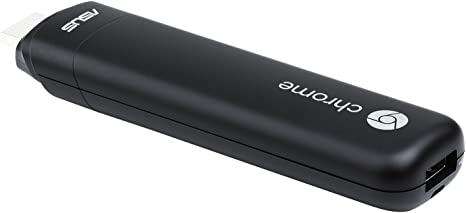 ASUS Chromebit-B014C - Mini ordenador (Quad-Core RK3288C, 2 GB RAM, disco eMMC de 16 GB, Chrome OS), negro: Asustek: Amazon.es: Informática