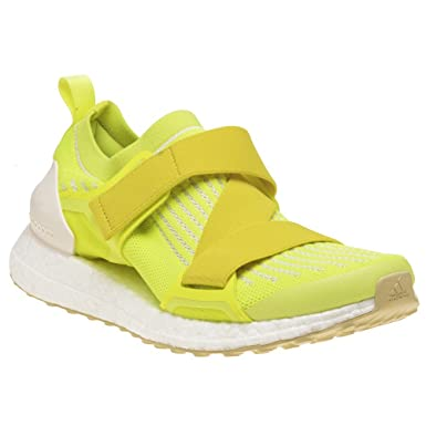 22d3a6990 Amazon.com  Stella Mccartney Ultra Boost X Womens Sneakers Yellow  Clothing