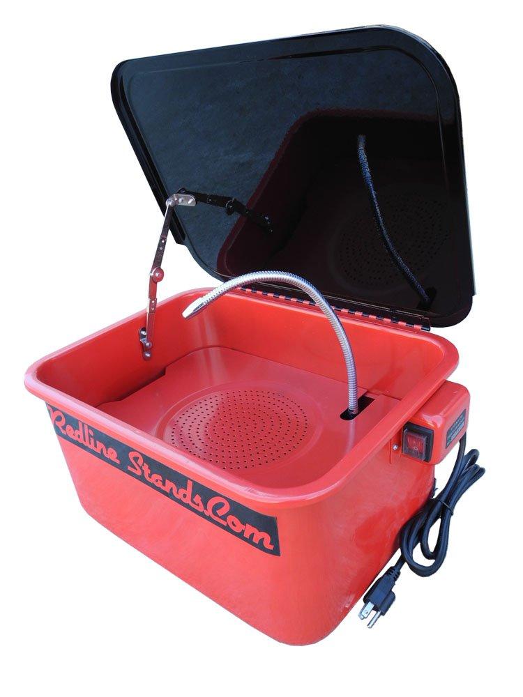 Redline BT35PW 3.5 Gallon Benchtop Parts Washer
