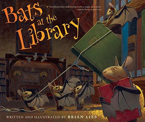 Bats at the Library (A Bat Book Book 3)]()