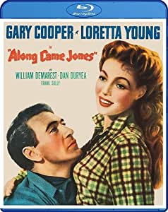Along Came Jones (Blu-ray)
