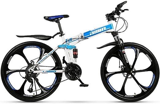 XHCP Bicicleta de montaña Country, Bicicleta de Cambio de Marchas ...