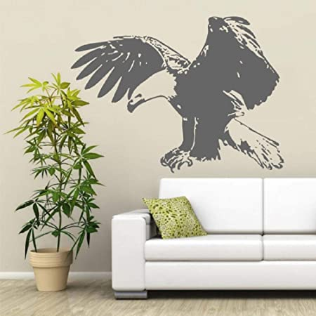 Zaosan Más vendidos Volando águila Pegatinas de Pared de Vinilo ...