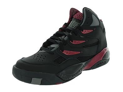new arrival d3a03 6352f Amazon.com   adidas Mutombo 2 Originals Basketball Shoe Mens   Basketball
