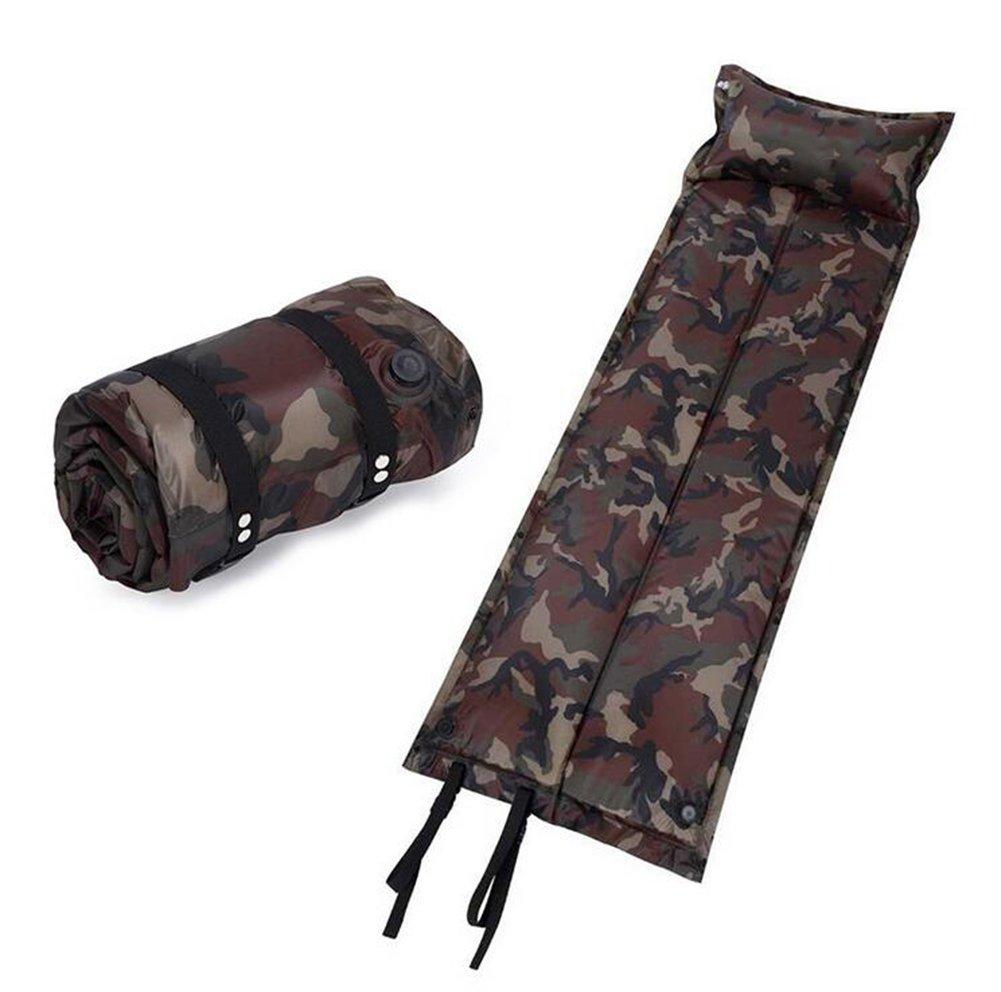 Selbstaufblasende Lsomatte Wasserabweisend und Rutschfest Schlafmatte Für Camping Wandern Strand Reise Outdoor Reisen Zelten Wandern 185602.5 cm