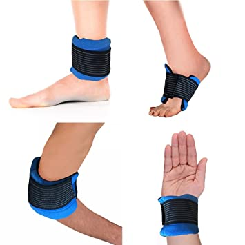 Amazon.com: Hot/Cold Therapy #1 MULTI-USE Wrap For All Body Parts ...