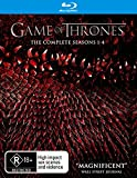 Game of Thrones Season 1-4 | 19 Discs | NON-USA Format | Region B Import - Australia