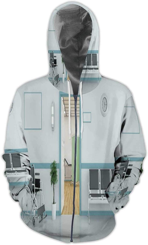 C COABALLA Guanajuato,Men//Womens Warm Outerwear Jackets and Hoodies Mexico S