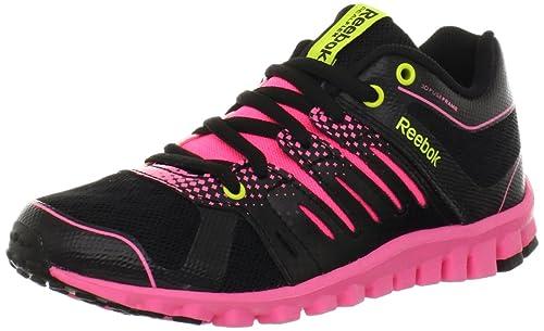 Reebok Real Flex Strength TR Shoe (Little Kid Big Kid) 7db85ca68