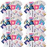 Epic Variety Planner Stickers Value Bundle Pack (Qty 11,100) for Every Mom, Student, Teacher for Holidays, Tracking, Family, Home, Work & School Events, Birthdays, Tasks for Any Calendar