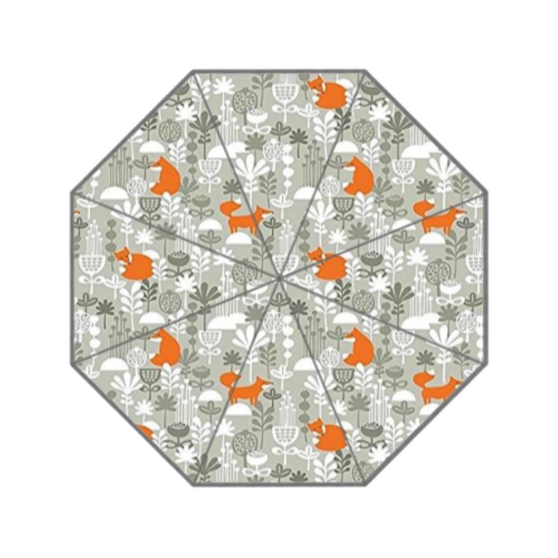 Foldable Umbrella Travel Umbrellas for Women Coolstuffs Pretty Patterns!