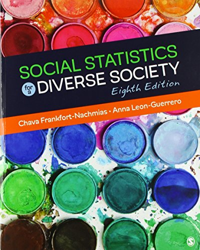 Pdf Science Social Statistics for a Diverse Society