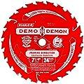 Freud D0724DA 7-1/4-Inch Diablo Demo Circular Saw Blade