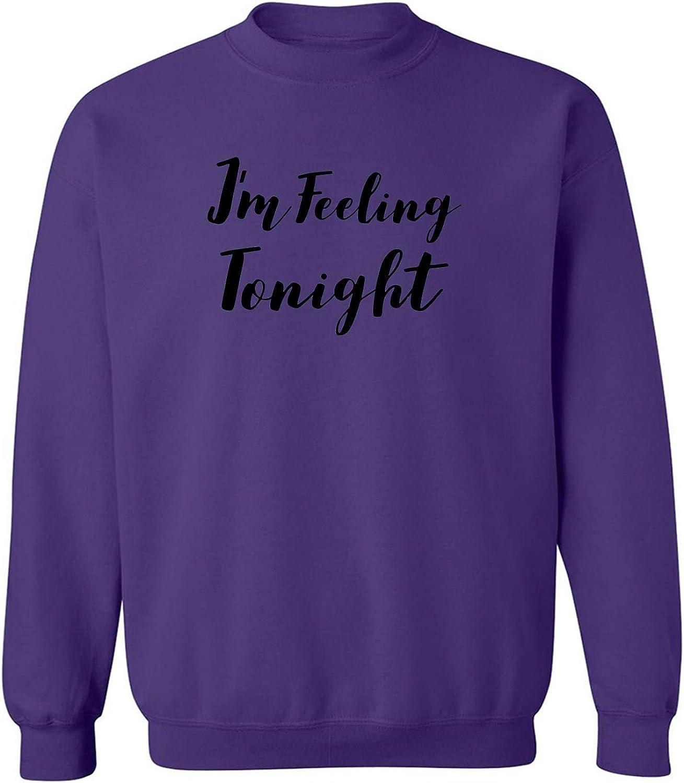ZeroGravitee Im Feeling Tonight Crewneck Sweatshirt