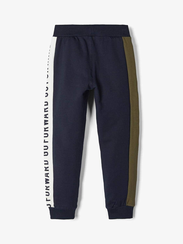 Name It Pantalone Tuta Elastico Caviglie E Vita
