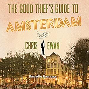The Good Thief's Guide to Amsterdam Audiobook