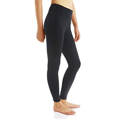 Mumianshu Premium 260gsm Not See-Through Yoga Pants Workout Leggings for Women with Pockets