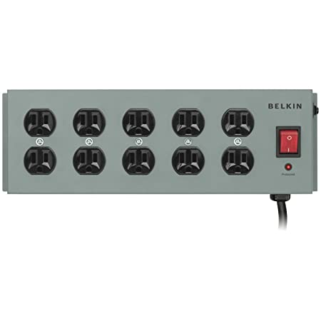 Review Belkin Metal Power Strip