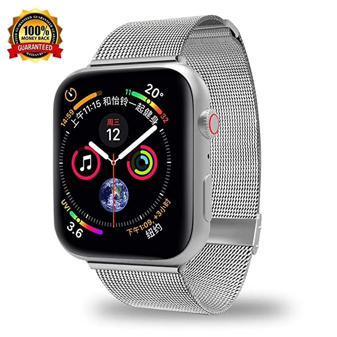 Smartwatch Bandas Compatible para Apple Watch Band 38 mm 40 ...